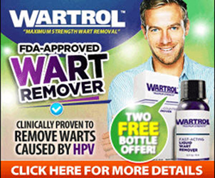 Wartrol - Best Natural Wart Removal Product